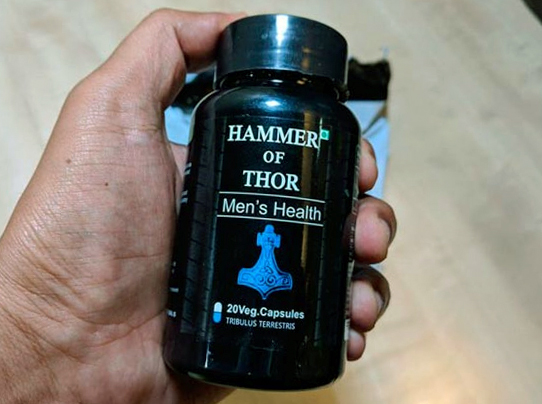 hammer of thor pills